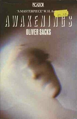 £3.99 • Buy Awakenings (Picador Books) By Sacks, Oliver Paperback Book The Cheap Fast Free
