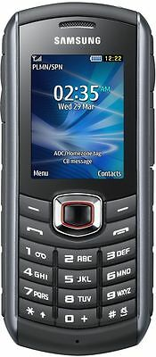 Samsung B2710 Solid Immerse Sim Free Mobile Phone - Black (Water & Dust Proof) • 149£