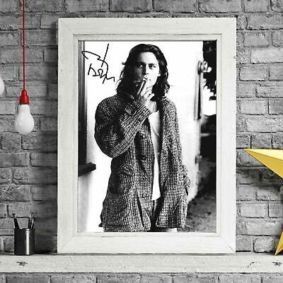 AU14.95 • Buy JOHNNY DEPP - Movie Star Poster Picture Print Sizes A5 To A0 **FREE DELIVERY**