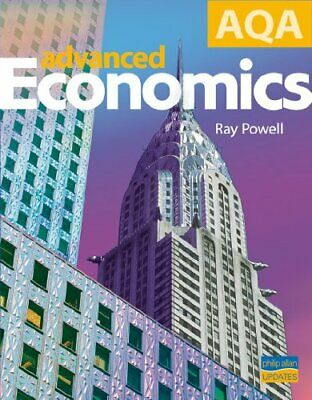 £3.29 • Buy AQA Advanced Economics Textbook By Powell, Ray Paperback Book The Cheap Fast