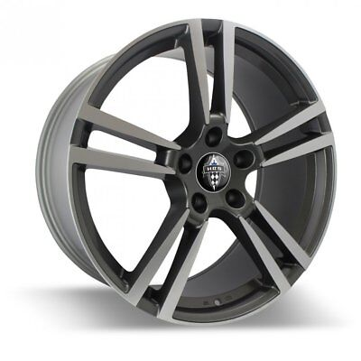 AU2270 • Buy  Porsche Cayenne 2010 22 Inch 5/130 Fitment Wheels And Tyres Machined Face