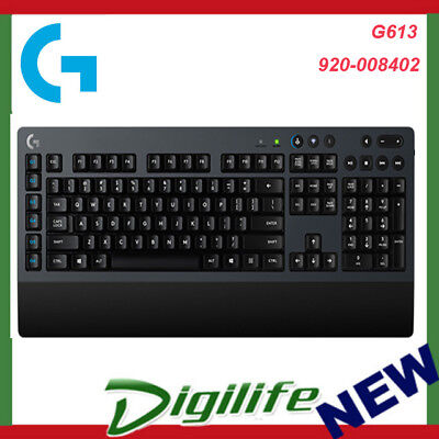 AU165 • Buy Logitech G613 Wireless Bluetooth LIGHTSPEED Mechanical Gaming Keyboard Romer-G