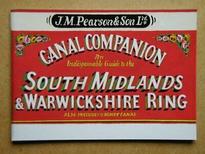 Pearson's Canal Companion: South Midlands By Pearson, Michael Paperback Book The • 9.09£