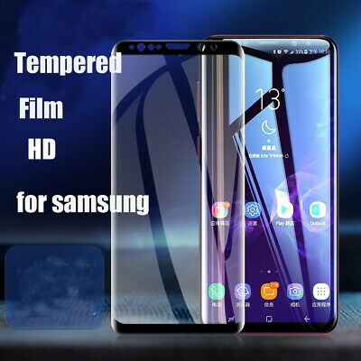 $ CDN3.88 • Buy Crystal CLear Tempered Glass Screen Protector Samsung Galaxy Note 8 S7/S8 Edge+