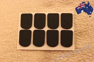 AU5.99 • Buy New 8pcs Mouthpiece Patches Pads Cushions Clarinet/ Soprano Saxophone