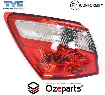 AU105.34 • Buy LH LHS Left Hand Tail Light Lamp For Nissan Dualis 5&7 Seater J10 S2 2010~2014