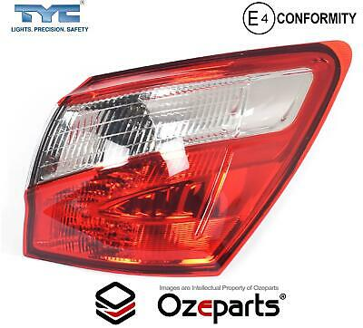 AU105.34 • Buy RH RHS Right Hand Tail Light Lamp For Nissan Dualis 5&7 Seater J10 S2 2010~2014