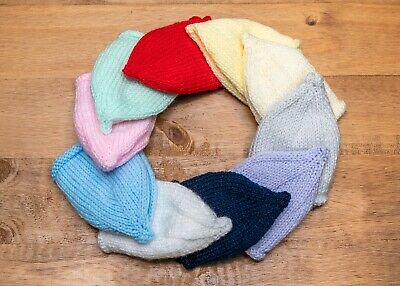 Hand Knitted Baby Hat  • 2.25£