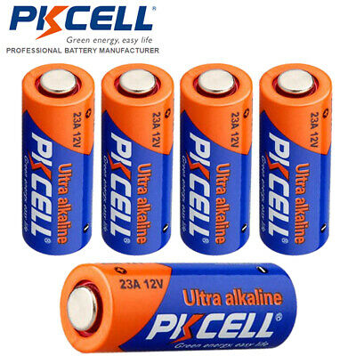 $ CDN7.99 • Buy 12V 23A A23 21/23 MN21 23AE Alkaline Battery For Car Remote Control Count 5