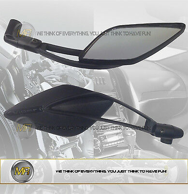 $108.49 • Buy # For Suzuki Vl 1500 Intruder 2002 02 Pair Rear View Mirrors E13 Approved Sport