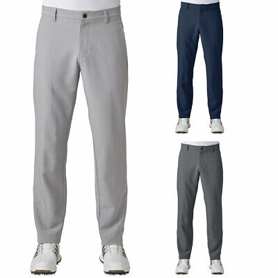 View Details Adidas Golf Mens Ultimate+ 3-Stripe Stretch Tapered Trousers 44% OFF RRP • 27.99£