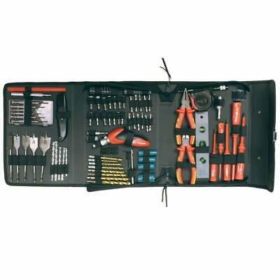 Makita P-51851 96 Piece Electricians Drill Screwdriver Tool Kit Pouch 1000W Rate • 58.99£