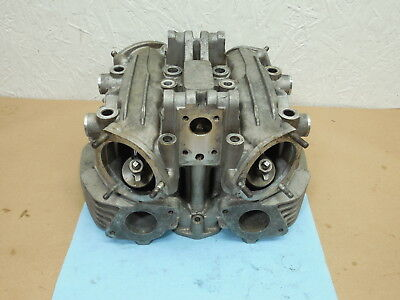 AU196.62 • Buy 1974 Yamaha TX650A TX650 Engine Cylinder Head With Matching Rocker Arm Cover