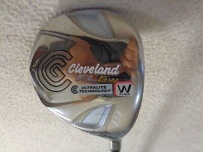 $ CDN139.99 • Buy Cleveland Launcher FL 5/19* Wood W/ActionUltralite 45g Women's Graphite Shaft