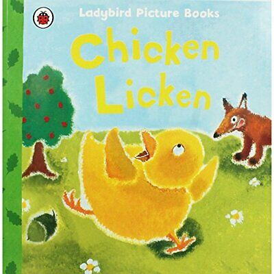 £3.99 • Buy Ladybird Picture Books - Chicken Licken Book The Cheap Fast Free Post