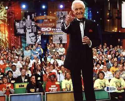 $94.99 • Buy Bob Barker The Price Is Right Authentic Signed 8X10 Photo BAS #B51109
