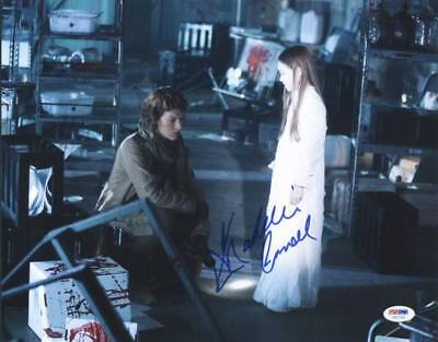 $ CDN84.72 • Buy Madeline Carroll Signed Authentic 11X14 Photo Autographed PSA/DNA #U52722