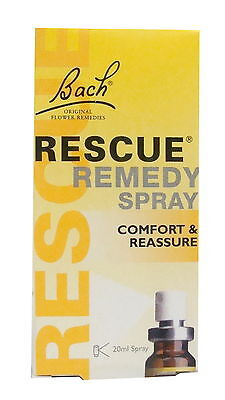 Bach Rescue Remedy Spray 20ml • 13.50£