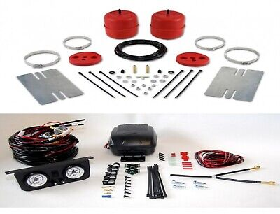 $374.99 • Buy Air Lift Load Control Air Spring & Dual Path Leveling Kit For Jeep Liberty KJ