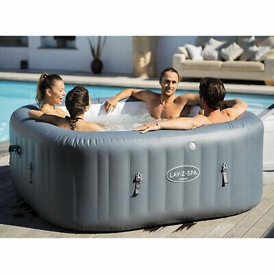 Lay Z Spa Hawaii Hydrojet Pro - 4 To 6 Person Spa Luxury Inflatable Hot Tub • 1,199.99£