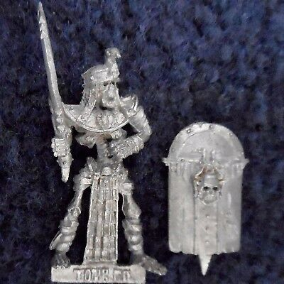 2002 Undead Tomb Guard 2 Games Workshop Warhammer Vampire Counts Army Kings D&D • 14£