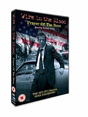 Wire In The Blood - Prayer Of The Bone [DVD] [2008] - DVD  LUVG The Cheap Fast • 3.49£