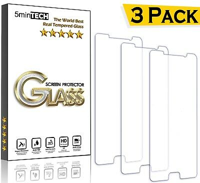 $ CDN8.87 • Buy [3 PACK] Lot Tempered GLASS Screen Protector For SAMSUNG GALAXY S10/S9
