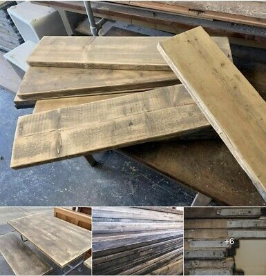 £26.40 • Buy Sanded Scaffolding Boards - Reclaimed, Rustic Furniture Projects