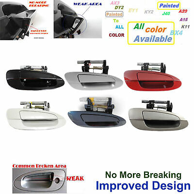 $21.26 • Buy UPGRADED For 2002-2006 NISSAN ALTIMA Outside Door Handle Front Right Passenger
