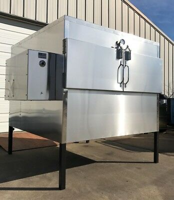 Insulated 48  X 60  Rotisserie Smoker - Call Before You Buy • 9,995$