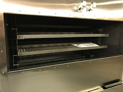 Insulated 48  X 48  Rotisserie Smoker - Call Before You Buy • 8,795$