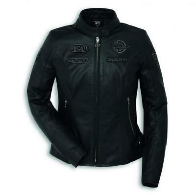 reputable site 04d79 43db7 Giacca Pelle Ducati
