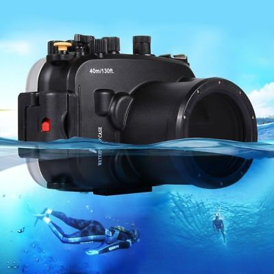 AU234.99 • Buy PULUZ 40m Underwater Diving Case Waterproof Camera Shell For SonyA7 / A7S / A7R