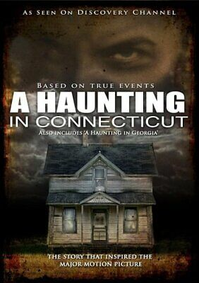 A Haunting In Connecticut [DVD] [2002] - DVD  3KVG The Cheap Fast Free Post • 9.61£