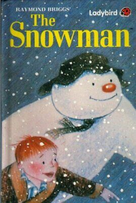 Book Of The Film:The Snowman By Briggs, Raymond Paperback Book The Cheap Fast • 3.99£