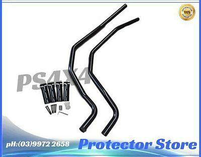 AU239 • Buy Brush Bars To Suit Toyota Hilux 2005-2015 Heavy Duty Steel 4WD 4X4