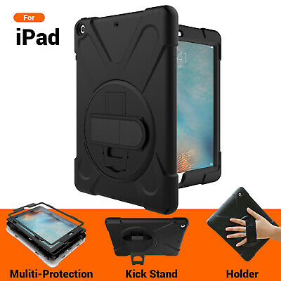 AU25.95 • Buy Heavy Duty Shock Proof Case Cover For IPad 5 6 Pro 10.5 9.7 11 Air 2 Mini 4 3 2