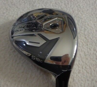$ CDN200 • Buy Honma TW737 Tour World 5/18c* Wood W/Red Vizard Type-A 60 Stiff Graphite Shaft