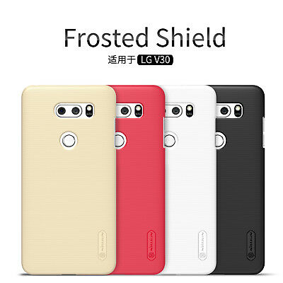 AU14.99 • Buy For LG V30+ PLus Case, Nillkin Super Frosted Shield Protective Case Cover For LG