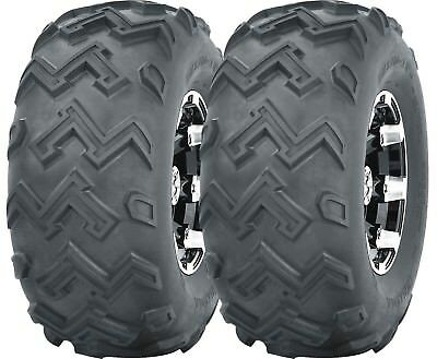 Two 25x12.00-9 D930 ATV Stryker Tires DS7350 25x12-9 25//12-9 2