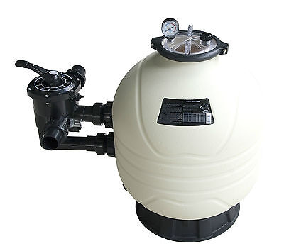 Swimming Pool Sand Filter 17  20  24  27  31  High Performance Heated Pools • 604.99£
