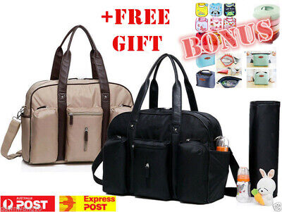 AU39.99 • Buy Large Licensed(genuine) Colorland Carry All Baby Nappy Diaper Bag WITH FREE GIFT