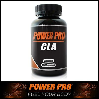 £11.39 • Buy Power Pro Nutrition CLA 1000mg Supports Healthy Weight Loss   Next Day Delivery