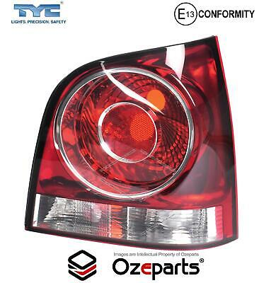 AU76.87 • Buy RH RHS Right Hand Tail Light Lamp For Volkswagen VW Polo 9N Hatch 2005~2010