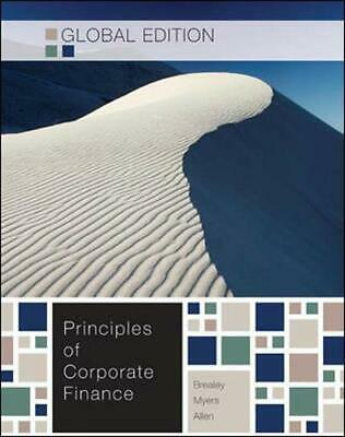 £4.99 • Buy Principles Of Corporate Finance - Global Edition By Franklin Allen Paperback The