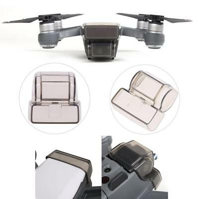 AU5.57 • Buy Gimbal Camera Protective Cover Plastic Lens Cap For DJI SPARK Drone Accessories