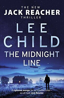 The Midnight Line (Jack Reacher) By Child, Lee Book The Cheap Fast Free Post • 3.99£