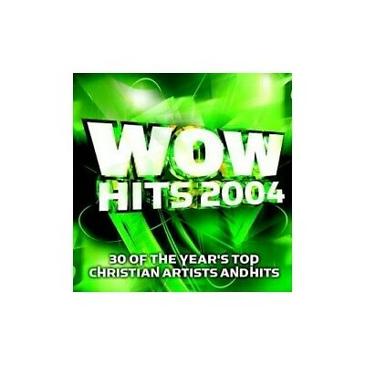 £3.49 • Buy VARIOUS - WOW Hits 2004 - VARIOUS CD 51VG The Cheap Fast Free Post The Cheap