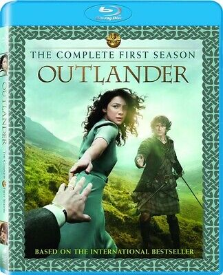 AU40.48 • Buy Outlander: The Complete First Season [New Blu-ray] UV/HD Digital Copy,