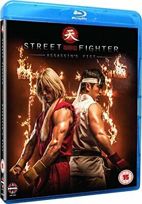 £3.89 • Buy Street Fighter: Assassin's Fist Blu-ray - DVD  3SVG The Cheap Fast Free Post